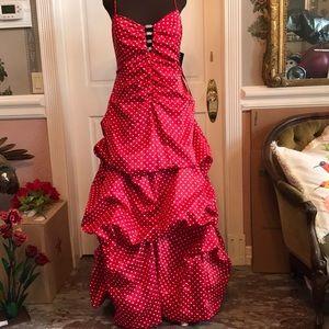 Masquerade Prom Dress